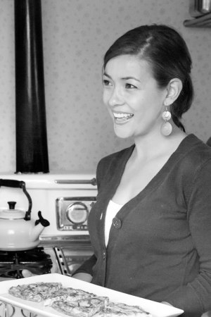 Em in the Kitchen | the pig & quill (photo by Cristin More)