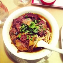 Beijing Noodle #9 Tendon and Brisket Hand-Stretched Noodles