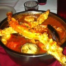 Battistas Hole in the Wall - Cioppino