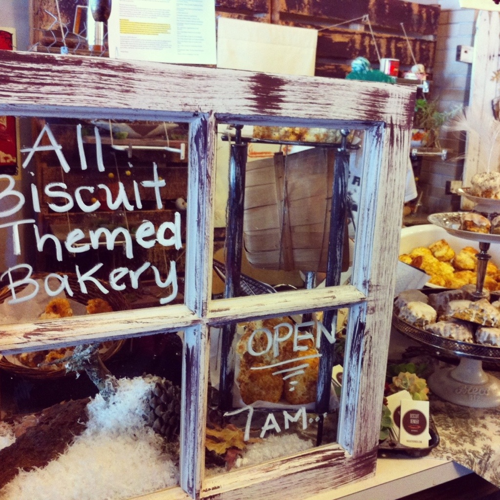 Biscuit Bender Ferry Building