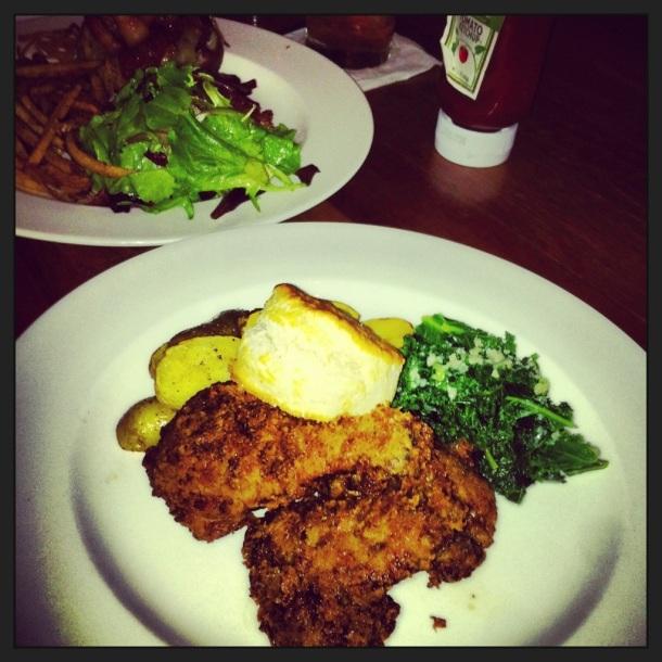 Sidecar San Luis Obispo Fried Chicken