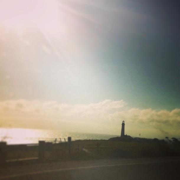 Lighthouse Highway 1