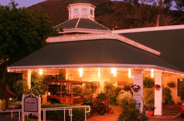 Apple Farm Inn San Luis Obispo Exterior