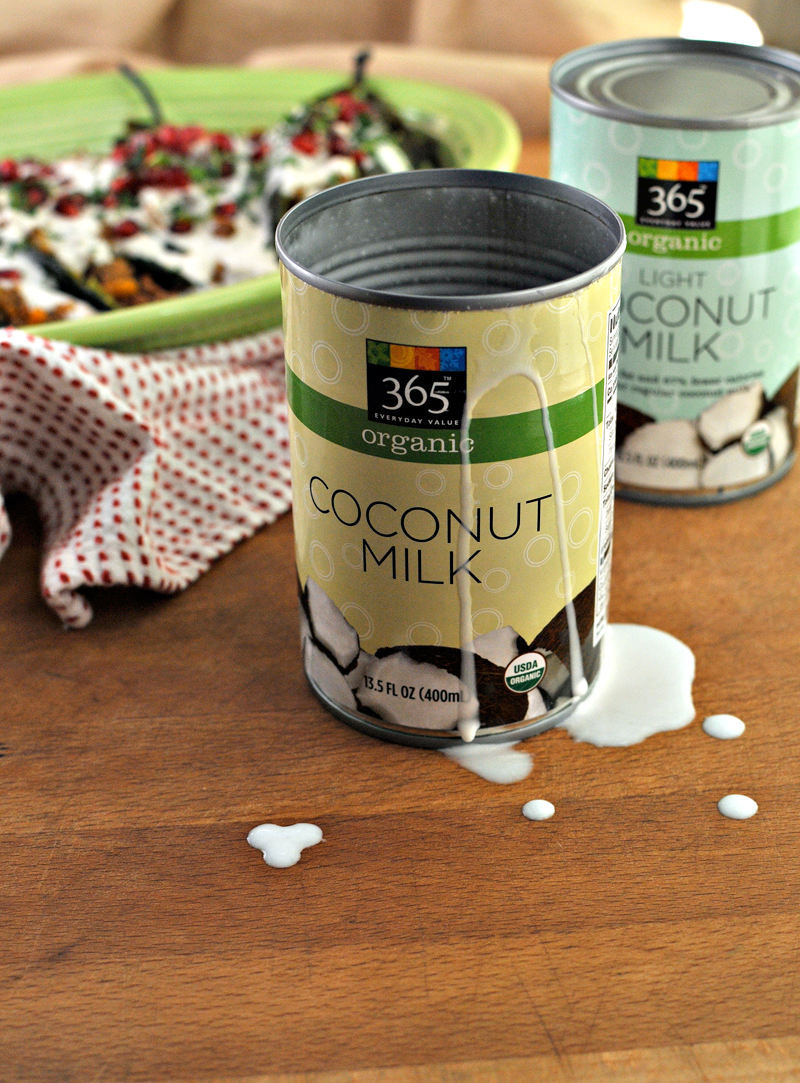 Whole Foods 365 Everyday Value Organic Coconut Milk