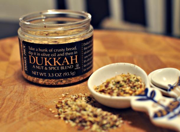 Smoky Dukkah Pesto | the pig & quill