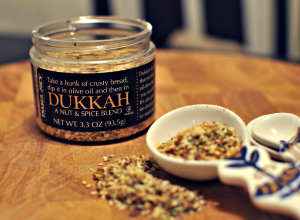 Smoky Dukkah Pesto | the pig & quill