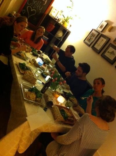 Emily Bday Dinner