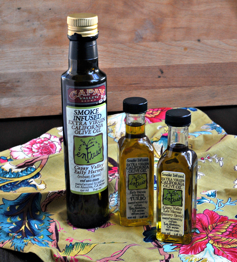 Enfuso Smoked Olive Oil