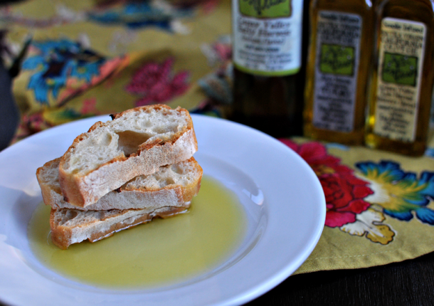 Enfuso Smoked Olive Oil - Perfect for Dipping