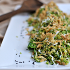 Brussie Salad - Earth Day Roundup | the pig & quill