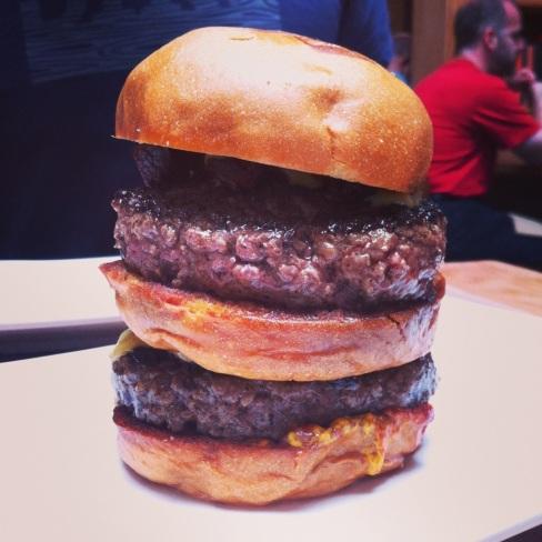 Umami Burger B.U.B (Big Umami Burger)