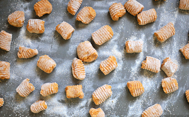 Sweet Potato Gnocchi | the pig & quill