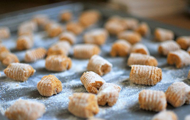 Sweet Potato Gnocchi   the pig & quill