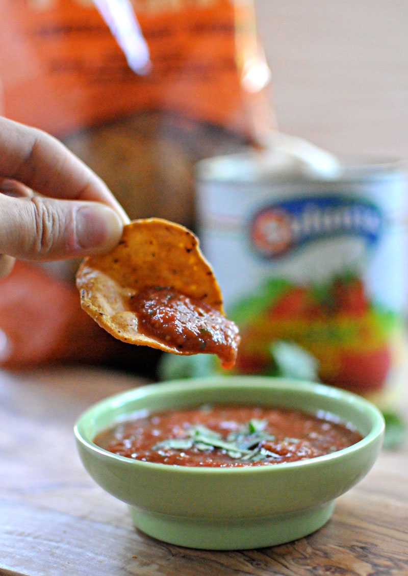 The Best Tomato Salsa You'll Ever Eat | the pig & quill