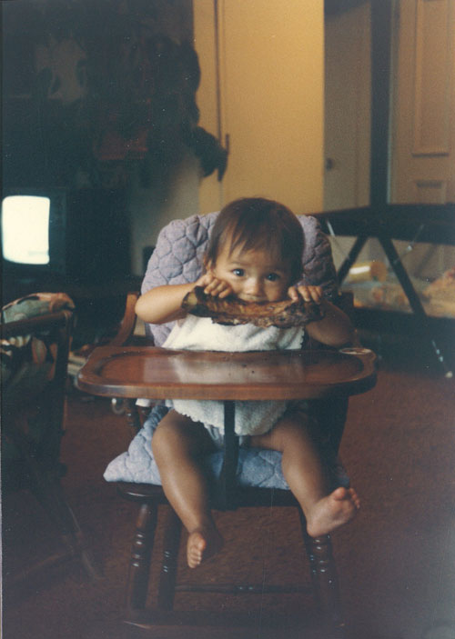 Babies Eat Ribs