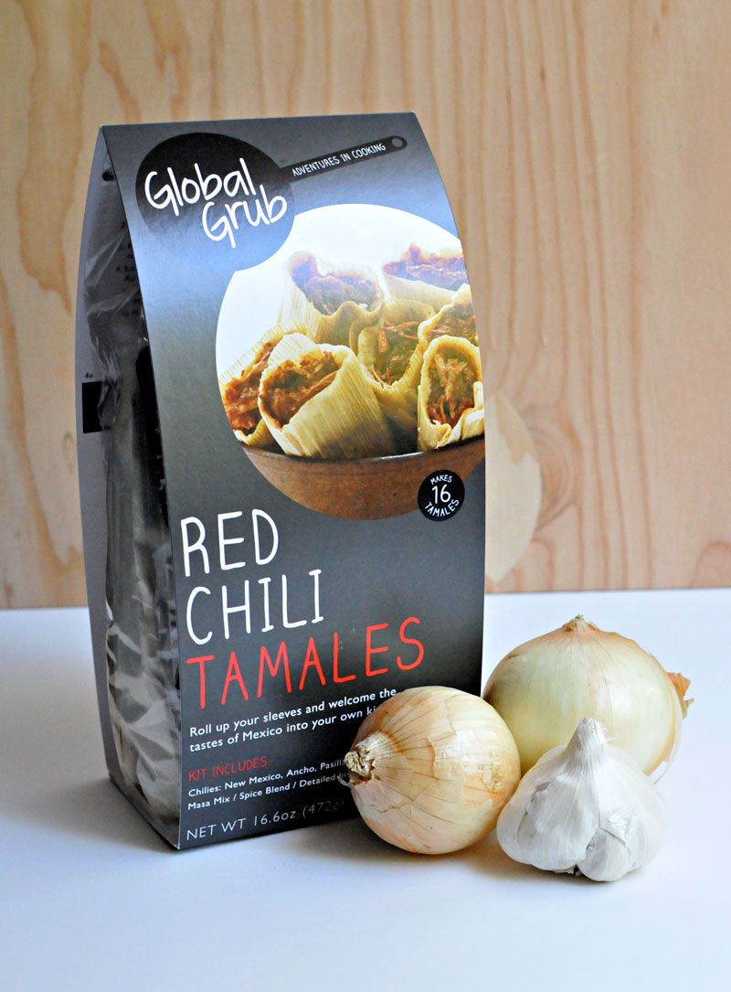 Easy Tamale Kit - available at Joyus.com | the pig & quill
