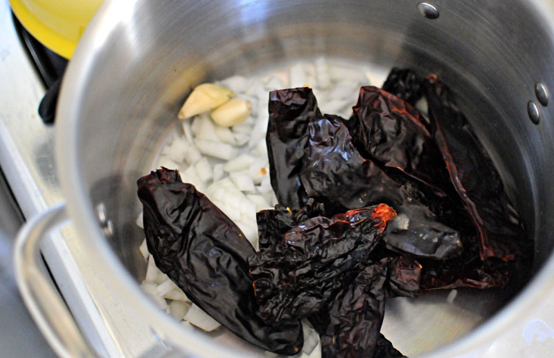 Easy Red Chili Tamales | the pig & quill