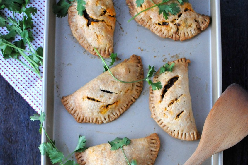 spicy black bean and soyrizo empanadas and other Cinco de Mayo faves // the pig & quill