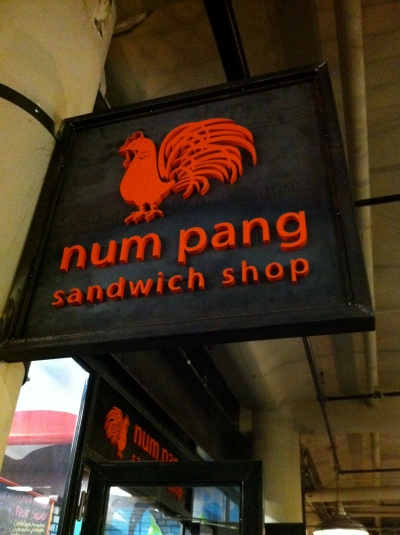 NYC Foodie Trip Day 3 - Num Pang