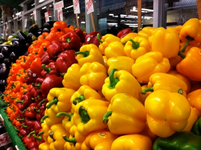 NYC Foodie Trip Day 3 - Chelsea Market