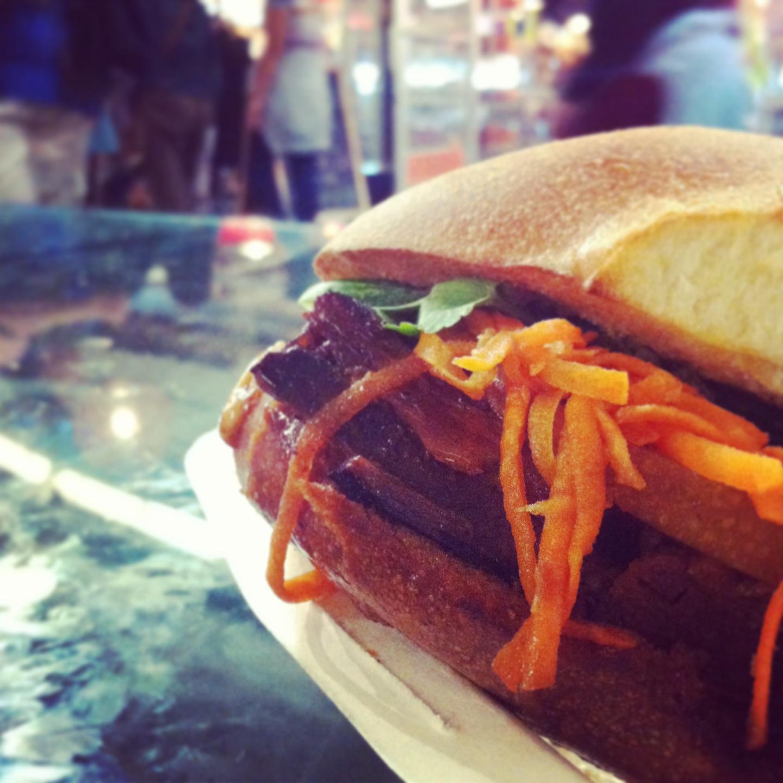 NYC Foodie Trip Day 3 - Num Pang