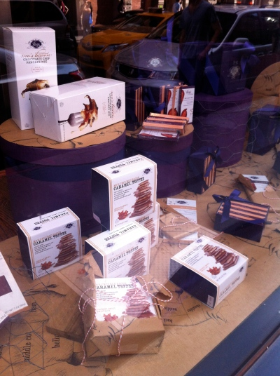 NYC Foodie Trip Day 3 - Vosges