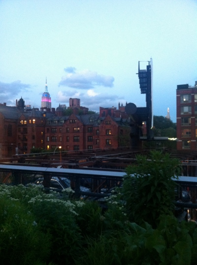 NYC Foodie Trip Day 3 - The Highline