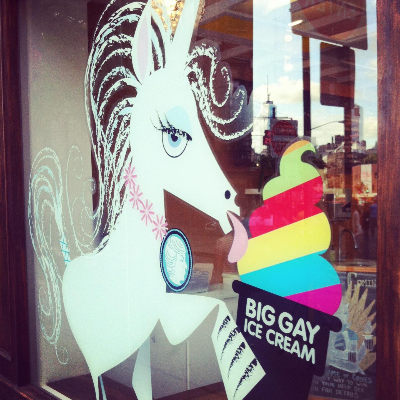 NYC Foodie Trip Day 3 - Big Gay Ice Cream
