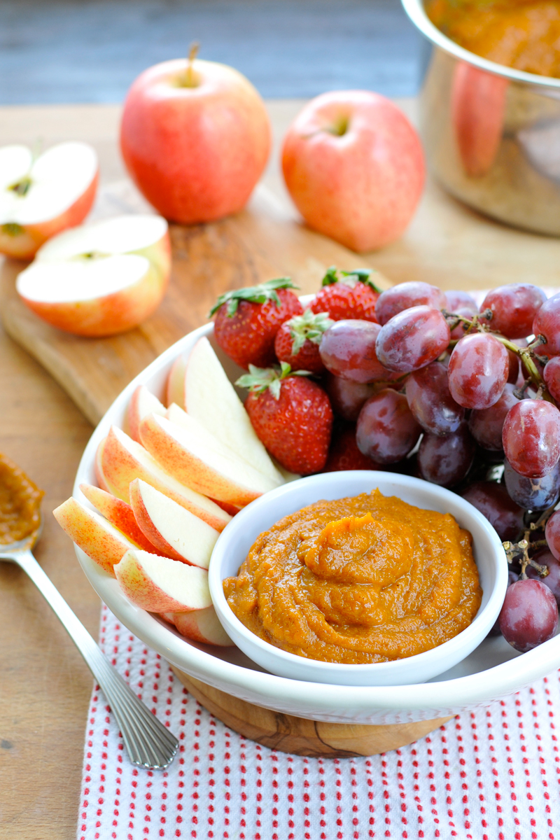 Simple Pumpkin Spice Dip | the pig & quill