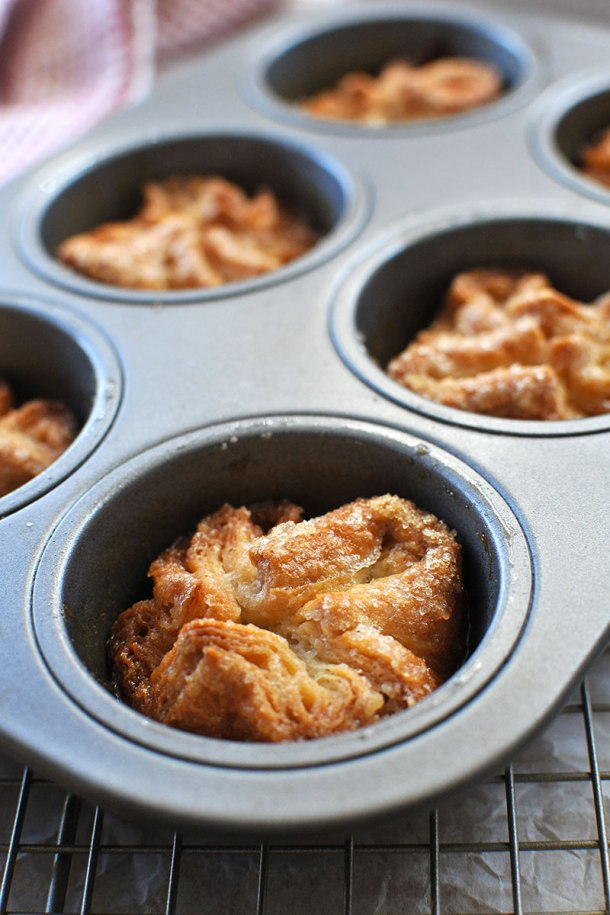 Shortcut Salted Kouign Amann - a recipe for pastryphobes using puff pastry! | the pig & quill