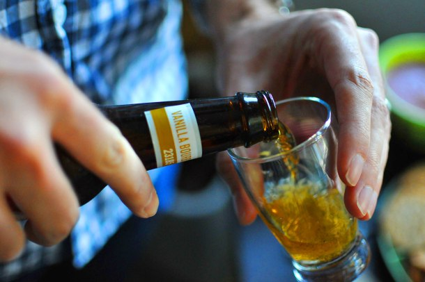 How To: Host a Beer Tasting Party // the pig & quill