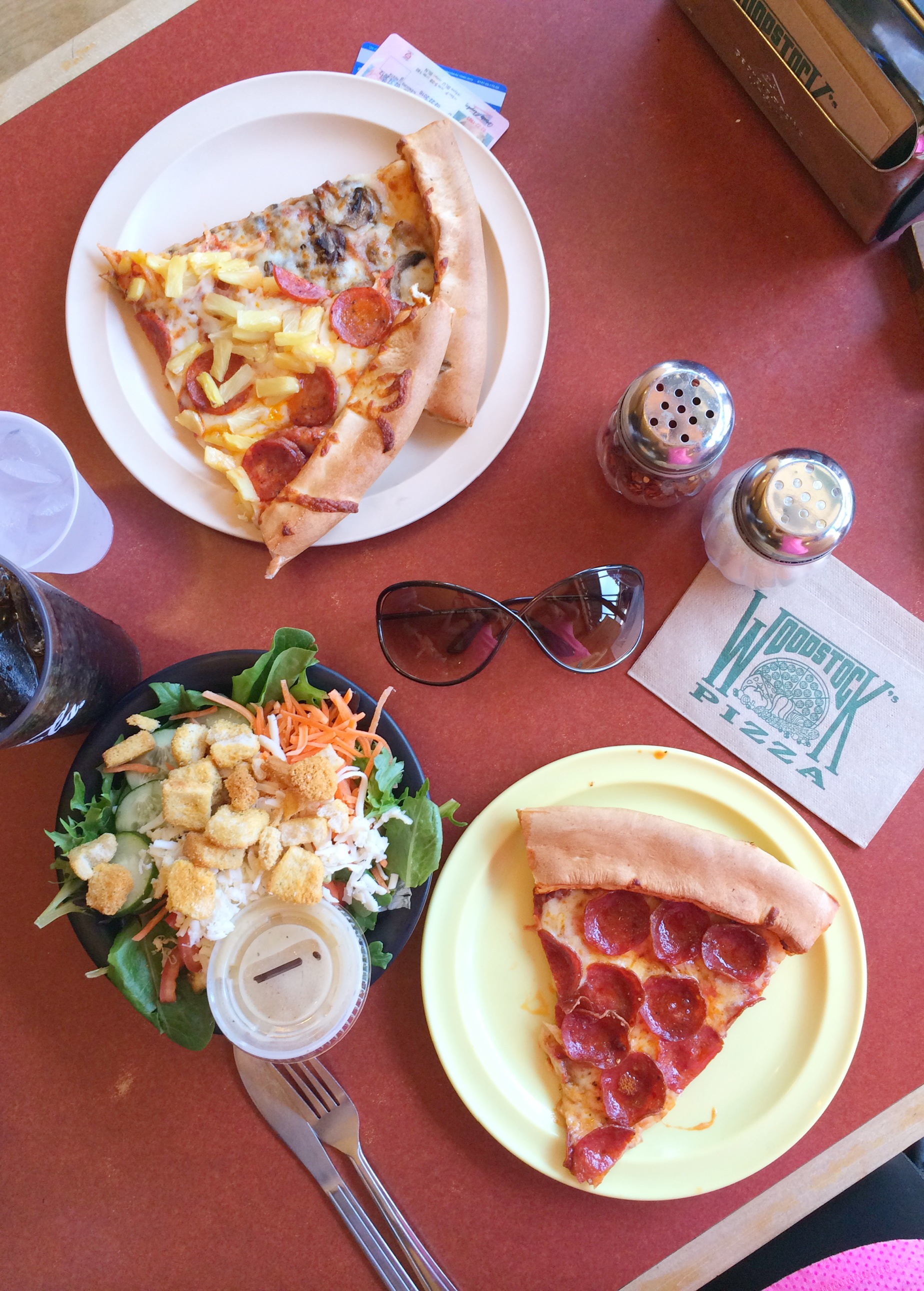 "Woodstock's Pizza, San Luis Obispo (""Hooky, Housekeeping...and a haiku"") // the pig & quill"