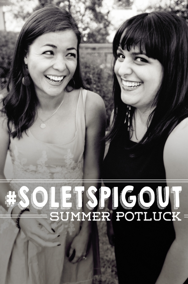 #SoLetsPigOut Summer Potluck - 27 Bloggers, 31 Recipes for a kick-butt summer party! | www.thepigandquill.com
